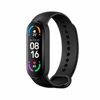 Xiaomi Mi Band 6 Black/Черный фитнес-браслет